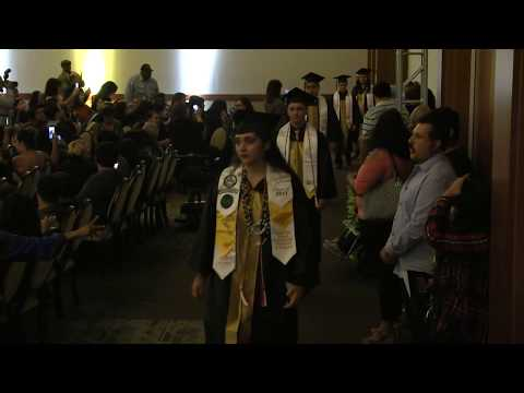 2017 Palomares Academy of Health Sciences Commencement Ceremony