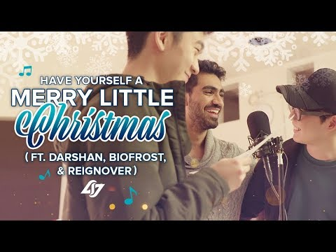 """""""Have Yourself a Merry Little Christmas"""" Cover ft. Biofrost, Darshan, & Reignover"""