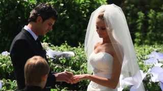 Классическая свадьба  Юли и Дарио от KAZKOVO