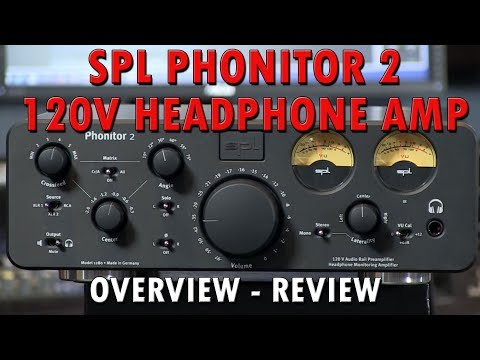 SPl Phonitor 2   Pure Wave Audio