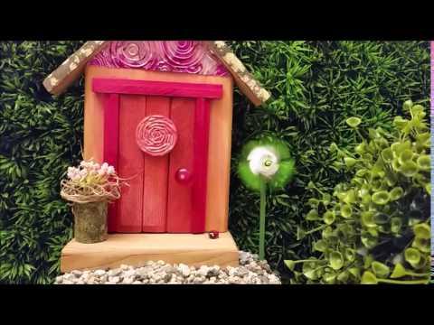 Fairy Pinwheel - Garden Fairies