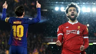 Is Mo Salah Currently Better Than Lionel Messi?