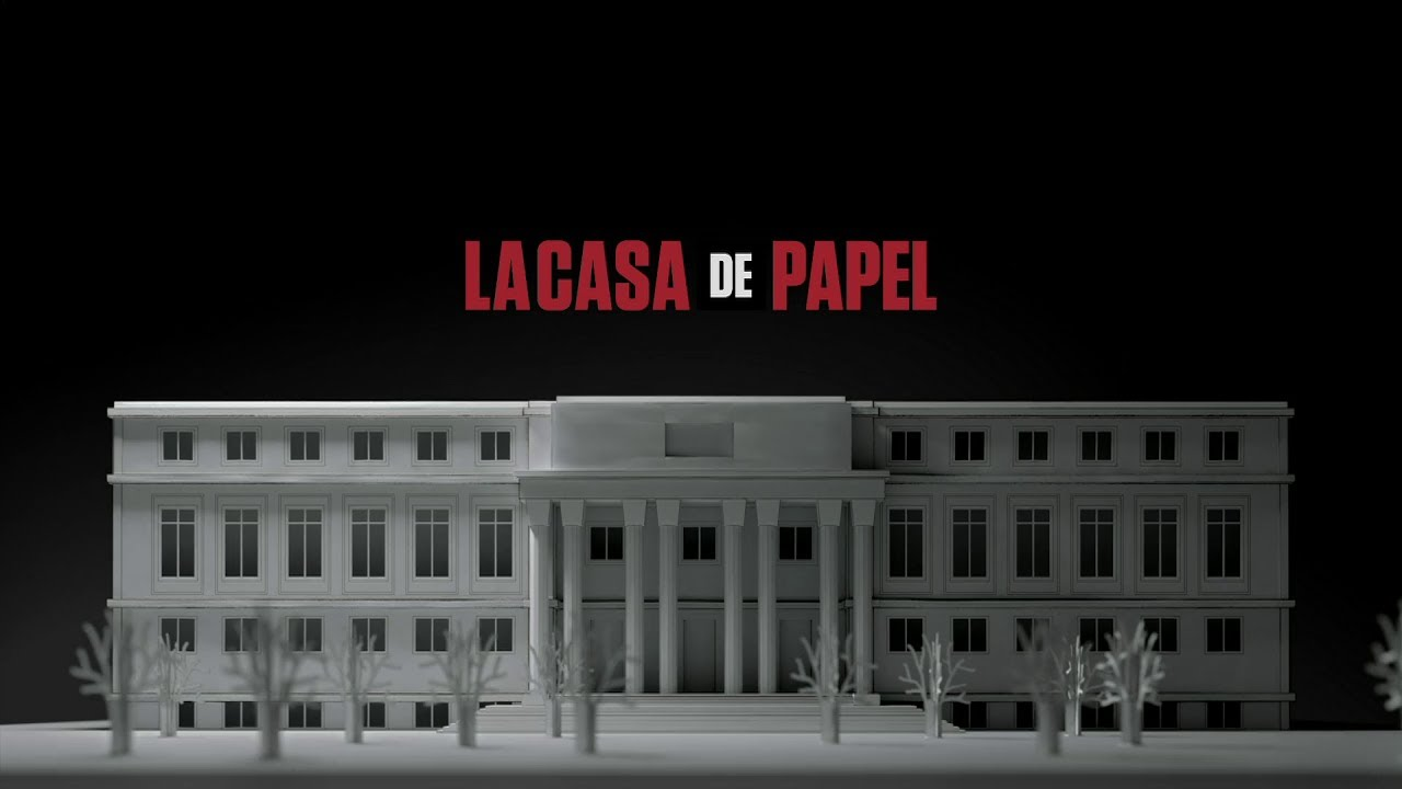 LA CASA DE PAPEL é boa mesmo? | Crítica - YouTube  |La Casa De Papel