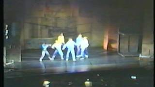 West Side Story 1988 Scala theater- Broadway Musical Company