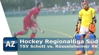 Hockey Regionalliga Süd TSV Schott vs. Rüsselsheimer RK