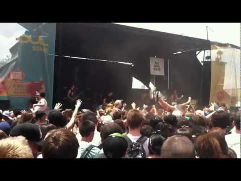 Of Mice & Men - Second & Sebring Live (Feat. Aaron Pauley of Jamie's Elsewhere) (07/28/12)