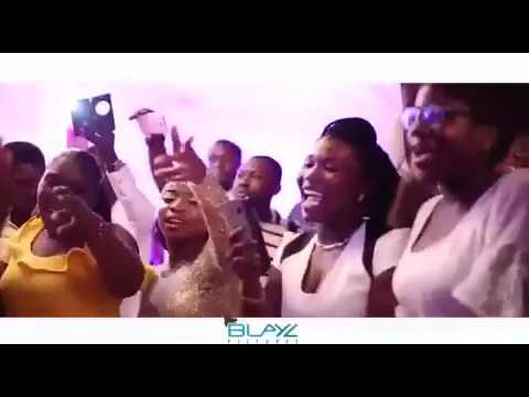 King Promise Performs Oh Yeah at a Wedding