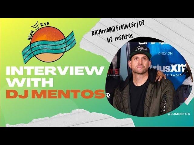 Interview: DJ Mentos, Richmond Hip-Hop producer
