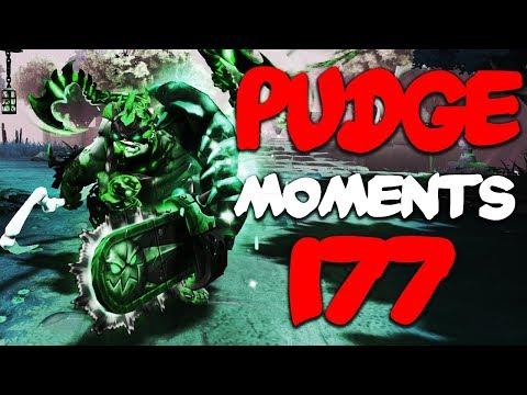 Dota 2 Pudge Moments Ep. 177 thumbnail