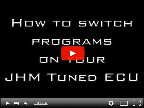 JHM ECU Tuning for B8-RS5 4 2L FSI (32v)