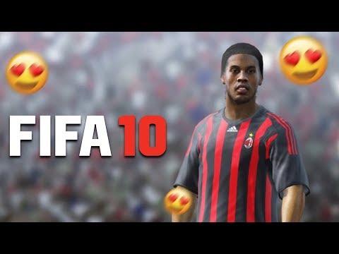 PLAYING FIFA 10 CAREER MODE