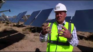 Huge Solar Plant Opens in Calif