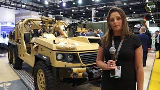 DSEI 2017 International Defense and Security Exhibition  online show daily News London UK Day 1
