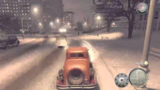 Прохождение игры Mafia II, 3 глава(с места про талоны на бензин)
