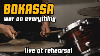Смотреть клип Bokassa - War On Everything