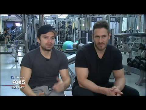 02.07.2017 - Winter Soldier workout for Fox5NY