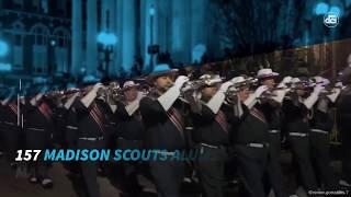 Madison Scouts do Mardi Gras