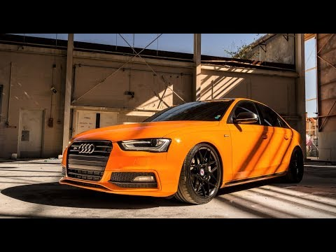 Modified B8.5 Audi S4 Review - 500HP 6MT APR Ultracharged