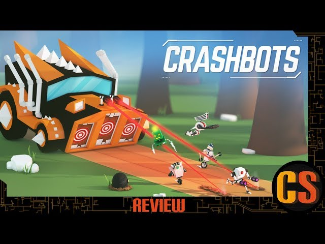 CRASHBOTS - PS4 REVIEW