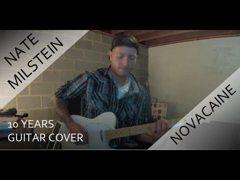 10 Years - Novacaine (Guitar Cover)