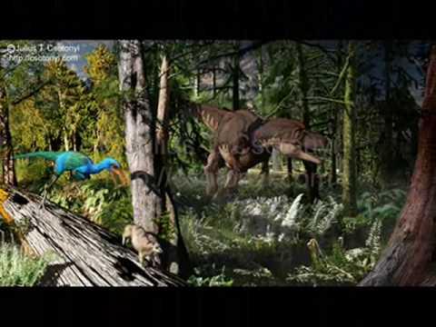 Daspletosaurus Remix.