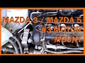 How to: 2004-2013 Mazda 3 Mazda 5 motor mount replacement