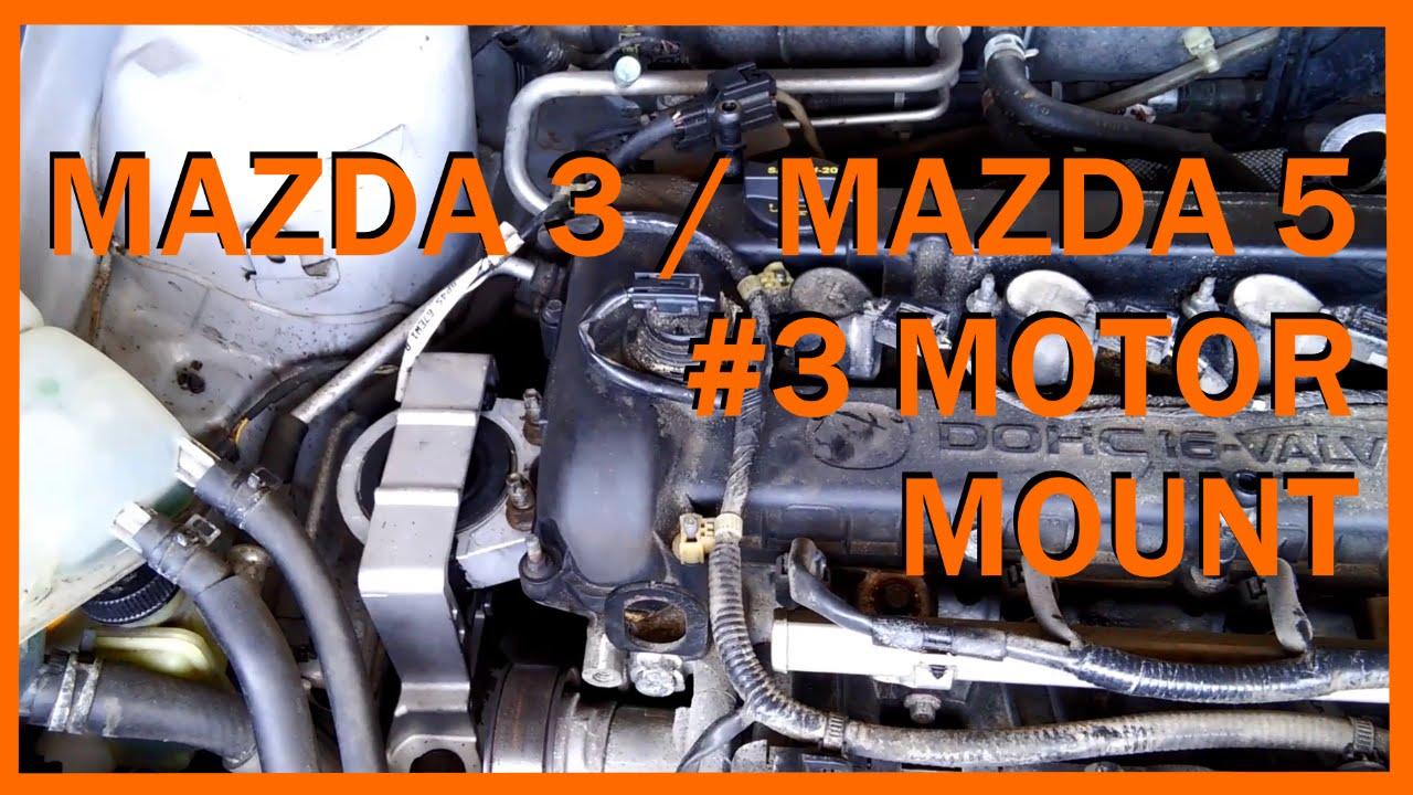 mazda 3 engine mount diagram [ 1280 x 720 Pixel ]