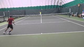 Outlaw Tennis, Hooker Play
