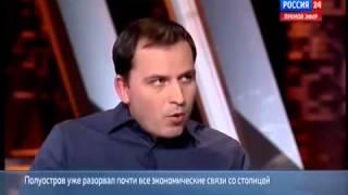 Константин Сёмин и упоротый пиндос 10 03 2014