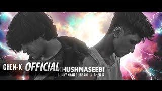 CHEN-K x SUNNY KHAN DURRANI - Khushnaseebi ( Audio) || Urdu Rap