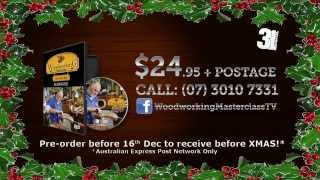 Woodworking Masterclass S1 - Now On Dvd In Time For Xmas!