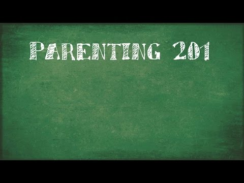 Parenting 201 - Helping Them Remain Pure In A Polluted World - 1-15-17 PM