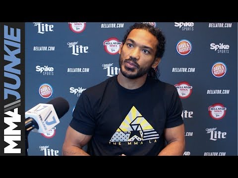 Bellator 183: Benson Henderson full pre-fight interview