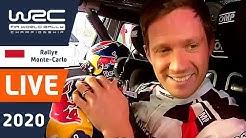 WRC - Rallye Monte-Carlo 2020: Shakedown LIVE