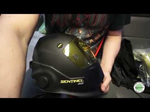 Сварочная маска ESAB Sentinel A50 и прочее