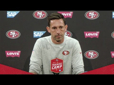 Kyle Shanahan: 'We Want to be Physical'