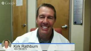 Meet Dr. Kirk Rathburn of Rathburn Dental in Boulder, CO Live to learn about IV Sedation Dentistr...