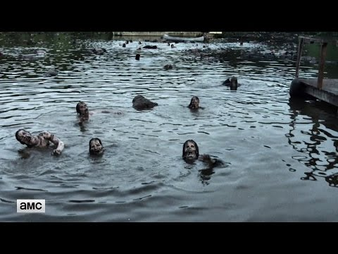 The Walking Dead Midseason Finale: Zombie Pond