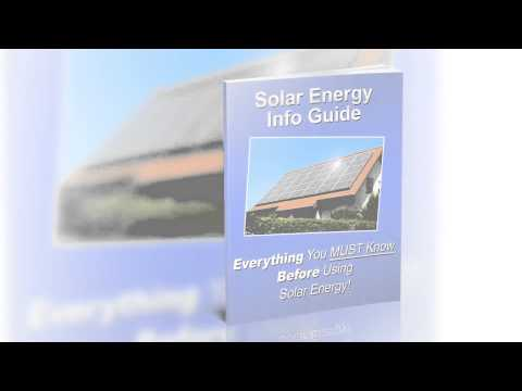 Small Business TV - B2C - Business to Consumer - UK Solar Energy Guide