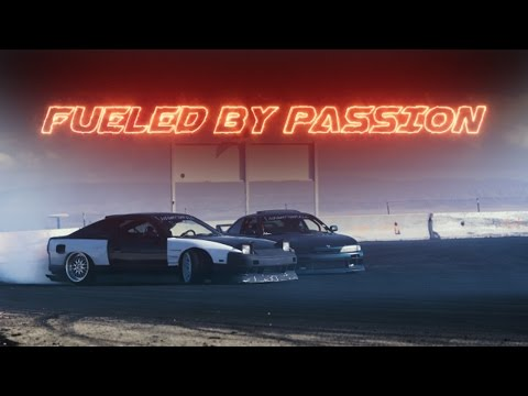 Fueled By Passion | A Drifting Short Film [4K]