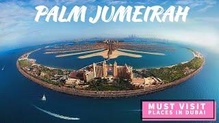 Dubai's Famous Palm Jumeirah & Atlantis Hotel || Indian Vlogger ind Dubai || DXB Couple Vlogs