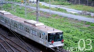 【東京メトロ 03系 甲種】9781レ EH200-13 + 03系 北鉄道譲渡に伴う 甲種輸送 2019.7.11