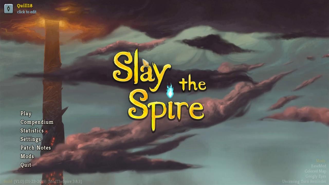 slay the spire basemod