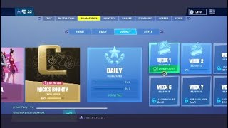 Fortnite* Support a creater code ProPavan959 in item chop