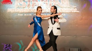 Duygu Çiloğlu & Ümran Palabıyık Derecho Viejo (Forever Tango) IIDF 2015