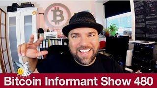 #480 Bitcoin Bärenmarkt für weitere 18 Monate, Neuseeland investiert in Krypto & Coingeek Week
