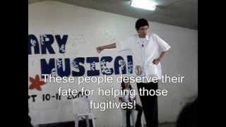 English Declamation - Silay Institute Intramurals 2009 (LitMus Competition)