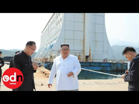 Kim Jong-un Orders Destruction of 'Shabby' South Korean Holiday Resort