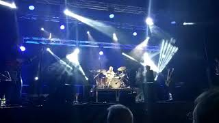 Andy Lindner Drumsolo Jazzkantine