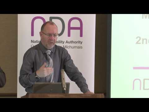 "Opening ""Making public services accessible"" conference 2nd Oct 2013 (Dr Richard Boyle)"